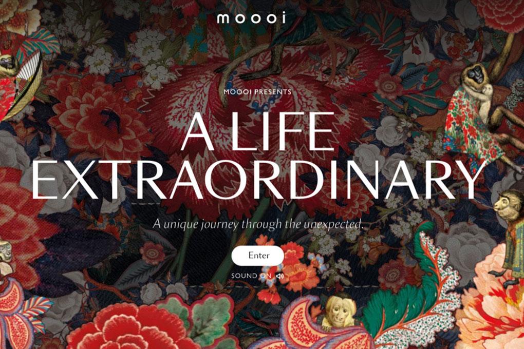 Mooooi - A Life Extraordinary
