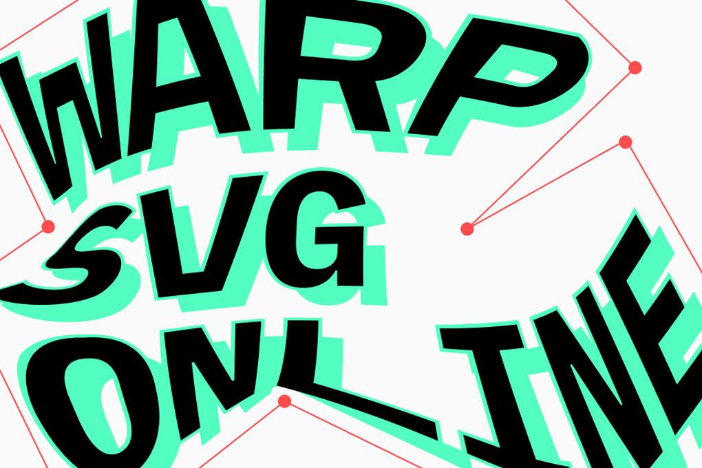 Warp SVG