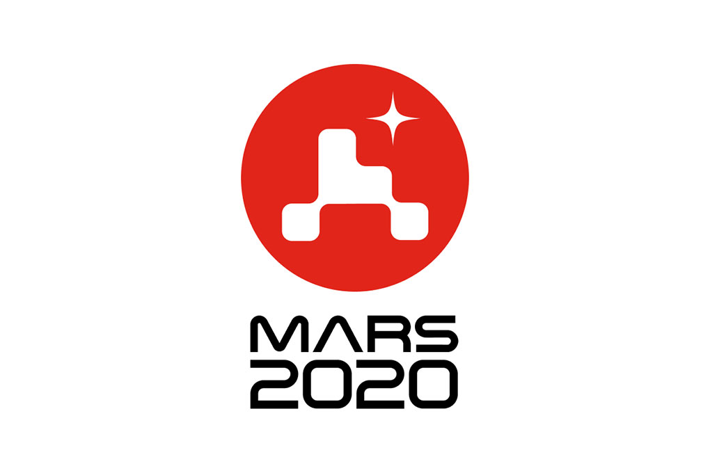 New Logo for Mars2020 by House of van Schneider