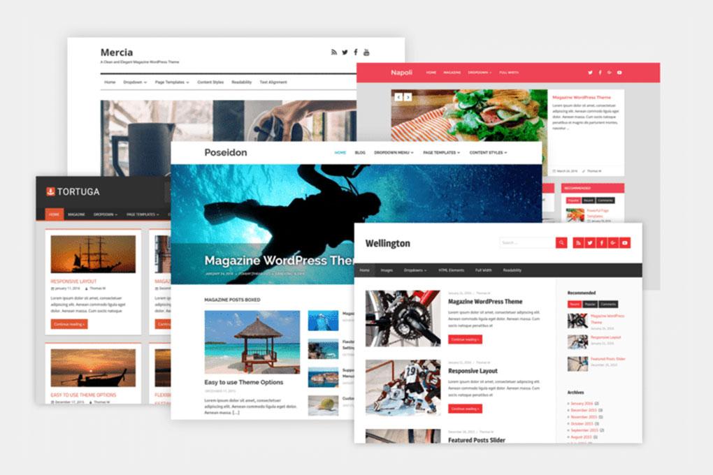 Les Thèmes WordPress les Plus Rapides en 2020