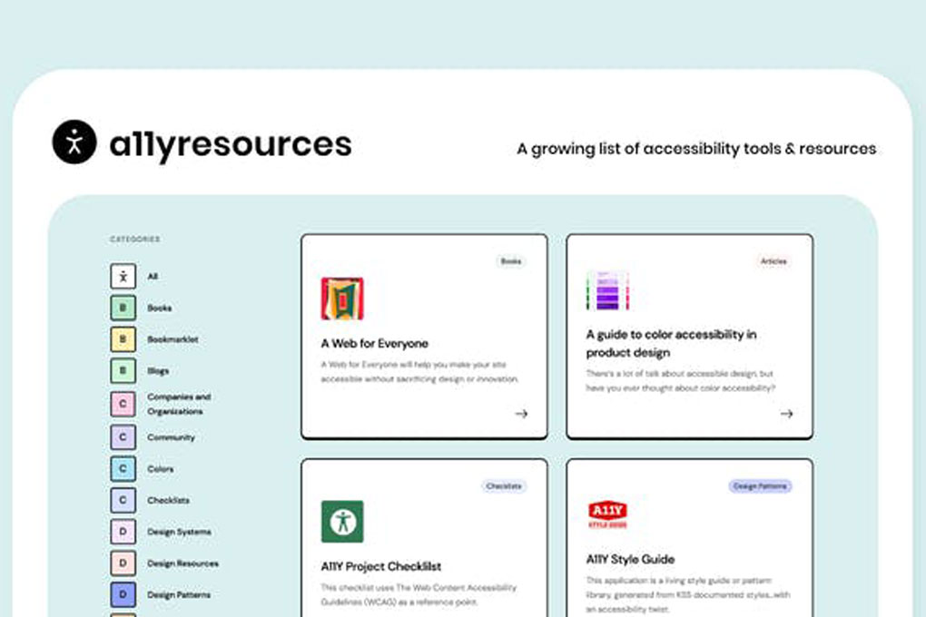 a11yresources