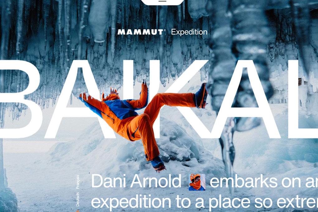 Mammut Expedition Baikal